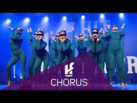 CHORUS  - 2nd place Showcase | Hit The Floor Lévis #HTF2018