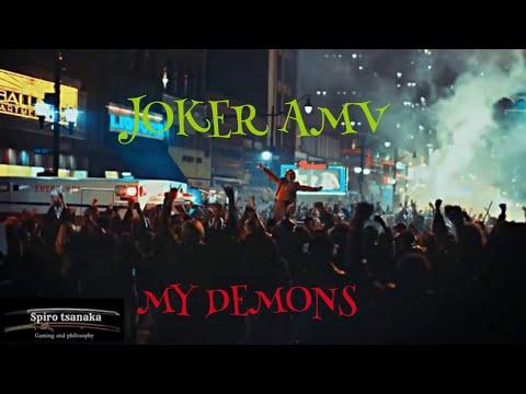 Joker AMV My Demons