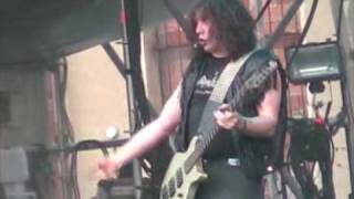 RAVEN - Rock Until You Drop - live @ Gods Of Metal, Italy - 26.06.2010