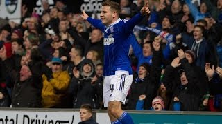 FA CUP HIGHLIGHTS: Ipswich Town 2-2 Portsmouth