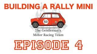 Building a Classic Rally mini part 4 - NEC Autosport International Motorsport Show 2019