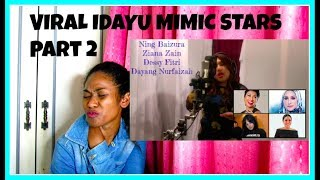 Baixar VIRAL IDAYU MIMIC STARS   Part 2 | Reaction