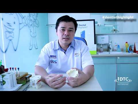 Part 2 Immediate Dental Implant Placement Technique - Indonesian Dental Training Center