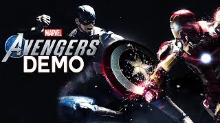 I Played The Avengers PS4 Demo | My Brutally Honest Opinion...