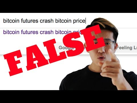 Bitcoin Futures Crashed the Market? | Bitcoin Futures CONSPIRACY THEORY Proved False