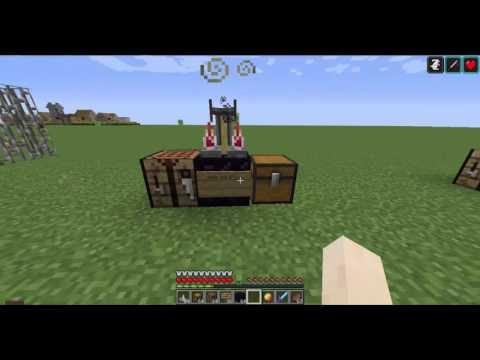 [Turtorial] - Cách làm thuốc trong Minecraft