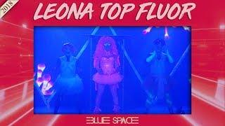 Blue Space Oficial - Leona Top Fluor e Ballet - 26.08.18