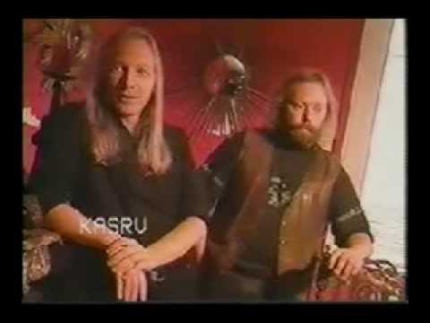 Deep Forest - KASR Interview 1995