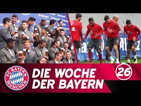Die Woche der Bayern: Lederhosen & Länderspielpause  | Ausgabe 26