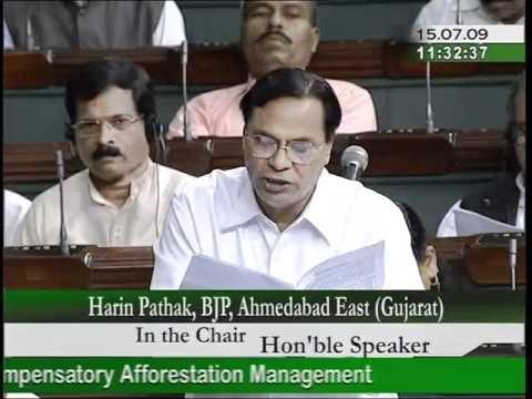 Q.NO.161 - Compensatory Afforestation Management: Sh. Harin Pathak: 15.07.2009