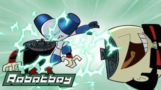 Robotboy - Robotboy's Fifteen Minutes | Season 2 | Episode 38 | HD Full Episodes | Robotboy Official