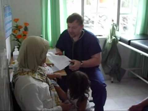 Indonesia Clinic with Narrative