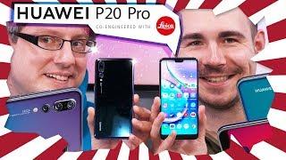 Huawei P20 Pro: Unser Erfahrungsbericht!