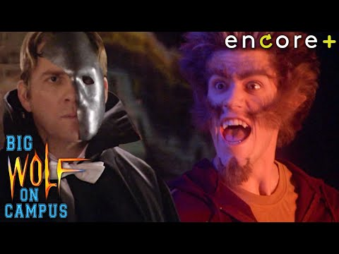 Big Wolf on Campus (S.3, Ep.17) - Comedy, Horror