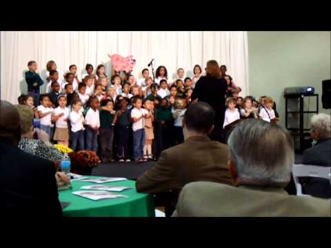 Urban Community School Stakeholders Meeting Student Concert