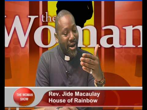 THE WOMAN SHOW    BEING GAY IN AFRICA 10 09 17