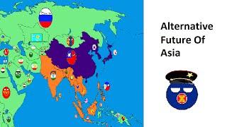 Alternative Future Of Asia Season 1 Episode 8 (S1E8) The Grand Battle FInale