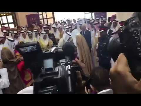 Jewellery Arabia 2016 opening by Bahrain PM