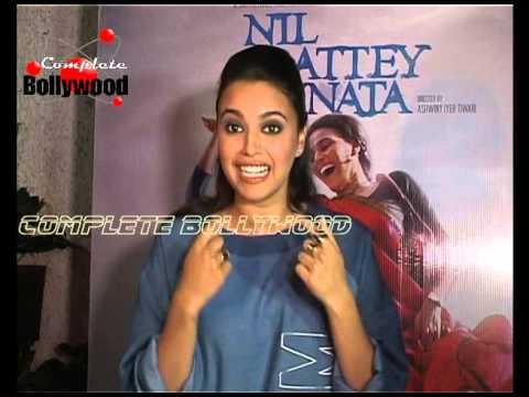 Rajkumar Rao, Patralekha, Sonal Chauhan &Cast of 'Nil Battey Sannata' Screening