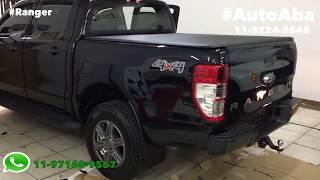 Nova Ford Ranger Vários Acessórios Instalados - Autoaba Acessórios