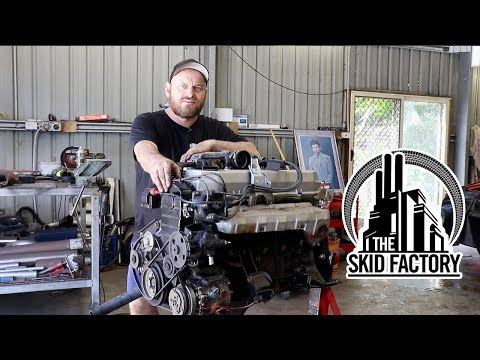 THE SKID FACTORY - RB30E+T Holden VL Commodore [EP2]