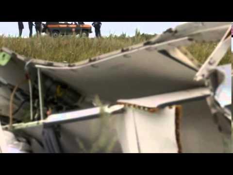 Ukrainian Jet Fighters Shot Down In Rebel Held Area - Ukraine