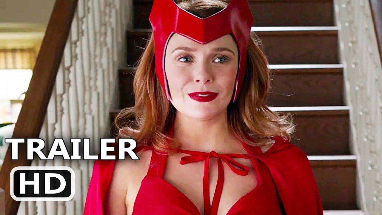 Wandavision Official Trailer 2020 Marvel Tv Series Hd Youtube