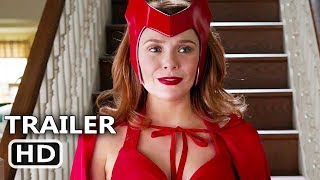 WandaVision Official Trailer (2020) Marvel TV Series HD