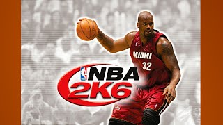 NBA 2K6 Gameplay All Star Game PS2 {1080p 60fps}
