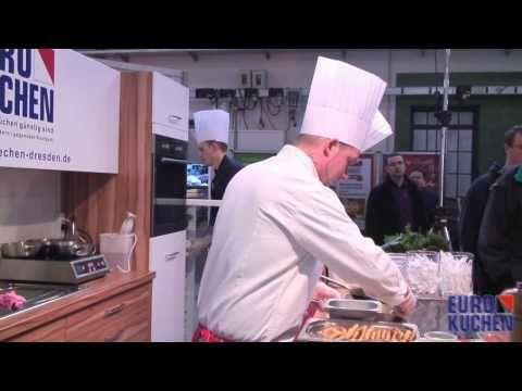 Eurokuchen Auf Der Messe Kulinaria Vinum In Dresden