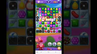 Candy Crush Friends Saga Level 342 - No Boosters