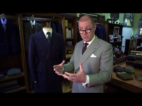 Huntsman x Country Life Style Diaries: The Overcoat