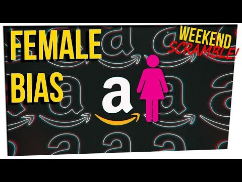 WS - Amazons A.I. Discriminated Against Women?! ft. DavidSoComedy