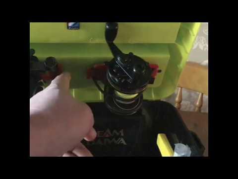 Daiwa Team Daiwa Sea Seat Box With Ruck Conversion Ukseafishing.co.uk Review