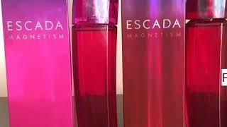 Fake vs Real Escada Magnetism Perfume