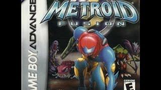 Metroid Fusion Video Walkthrough