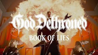 God Dethroned - B๐ok of Lies (OFFICIAL VIDEO)