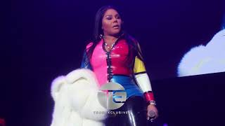 Lil' Kim Reigns at Hot 97 'Hot For The Holidays' Concert