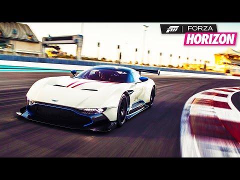 Forza Horizon 3: Unbelievable Car - Aston Martin Vulcan (Forza Horizon 3)