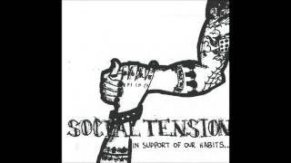 Social Tension - Its Through (CAN) 90s Skate Punk