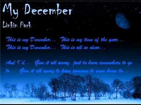 My december Reanimation version Linkin Park
