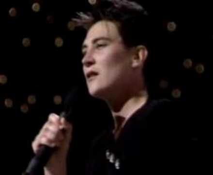 k.d. lang - Crying 1989