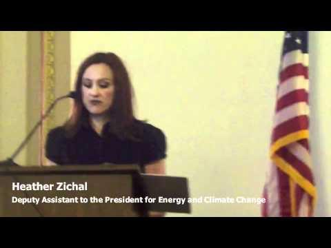 Heather Zichal on Renewable Energy and Energy Efficiency