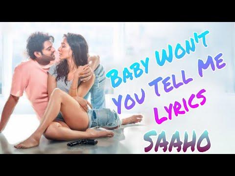baby-won-t-you-tell-me-song-lyrics-prabhas-shraddha-kapoor-sujeeth-telugu-lyrics