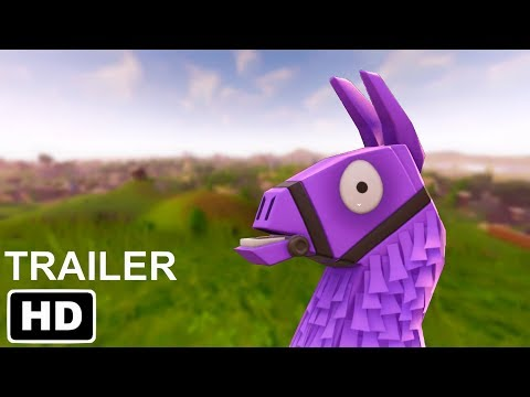 FORTNITE BATTLE ROYALE MOVIE TRAILER   #ReplayRoyale