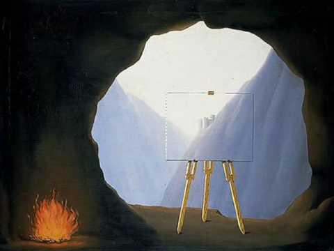 Art of Rene Magritte- Psychological surrealism (music-ENIGMA)