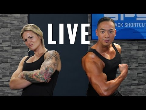 Six Pack Shortcuts Live Stream Starting at 4pm CST!