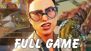 SUNSET OVERDRIVE: MYSTERY OF THE MOOIL RIG Walkthrough Gameplay Part 1 - FULL GAME (DLC) [Xbox One]