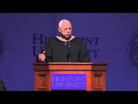 Colin Powell   High Point University Commencement 2014