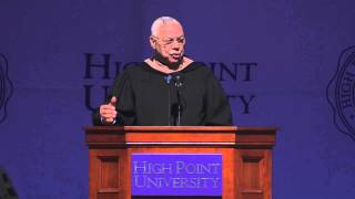 Colin Powell | High Point University Commencement 2014